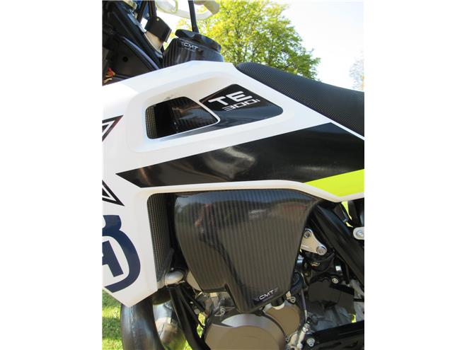 2020 Husqvarna TE300i Jarvis Edition - 2-Stroke, Enduro/Green-Lane, Electric start - Image 15