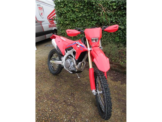 2021 Honda CRF450RX - BRAND NEW! Electric start - Image 7