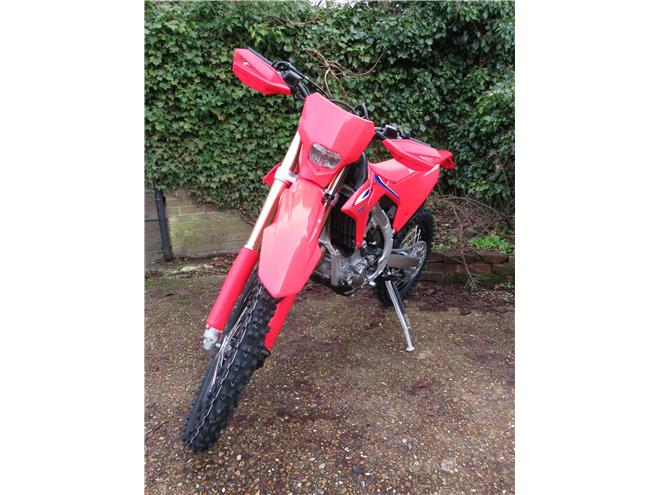 2021 Honda CRF450RX - BRAND NEW! Electric start - Image 8