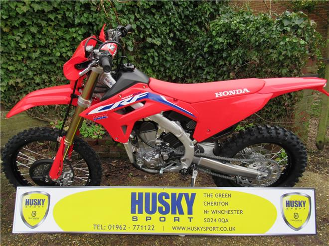 2021 Honda CRF450RX - BRAND NEW! Electric start - Image 1