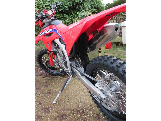 2021 Honda CRF450RX - BRAND NEW! Electric start - Image 10