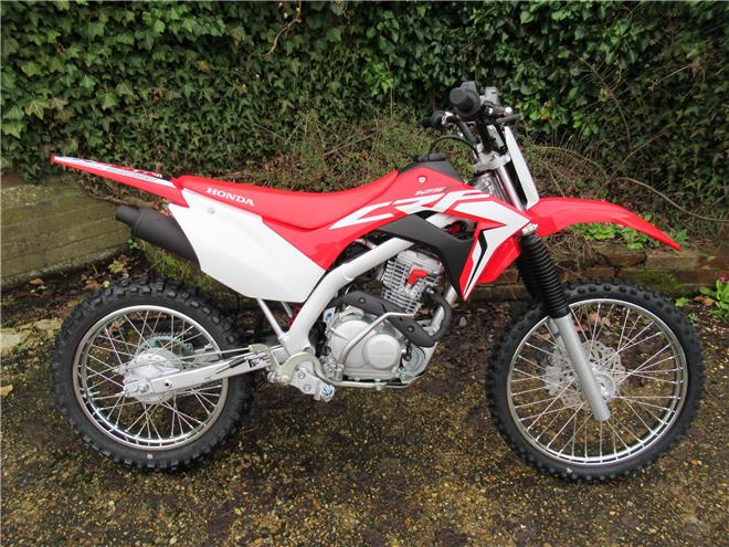 Honda CRF125FB - AS NEW CONDITION!!! - Image 1