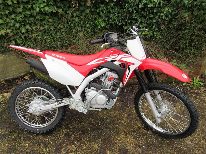 Honda CRF125FB - AS NEW CONDITION!!! - Image 3