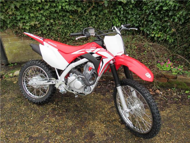 Honda CRF125FB - AS NEW CONDITION!!! - Image 5