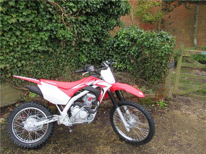 Honda CRF125FB - AS NEW CONDITION!!! - Image 13