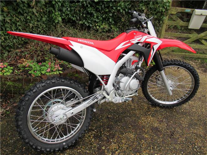 Honda CRF125FB - AS NEW CONDITION!!! - Image 12