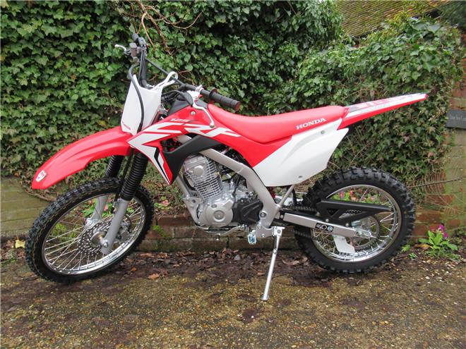 Honda CRF125FB - AS NEW CONDITION!!! - Image 2