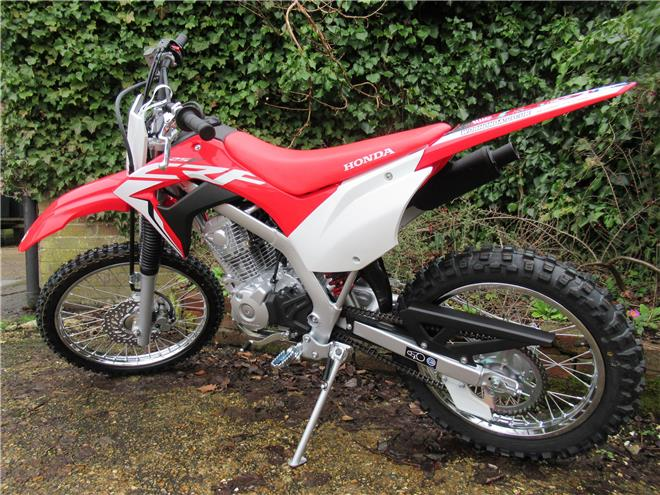 Honda CRF125FB - AS NEW CONDITION!!! - Image 11