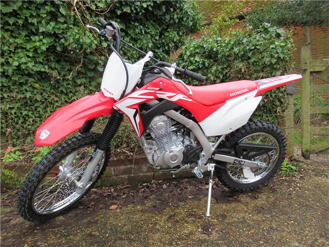 Honda CRF125FB - AS NEW CONDITION!!! - Image 0