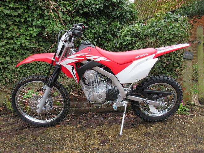 Honda CRF125FB - AS NEW CONDITION!!! - Image 4