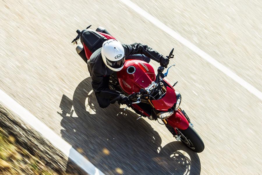 Speed Triple Range | Dave Death Motorcycles