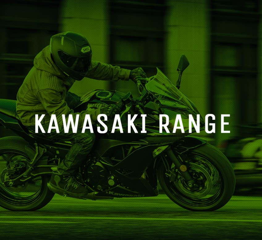 Kawasaki New Model Range
