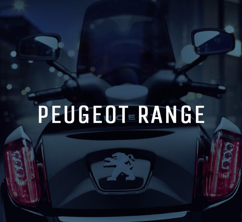 New Peugeot Range