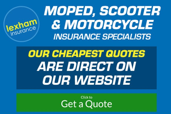 Low Cost Motorcycle and Scooter insurance