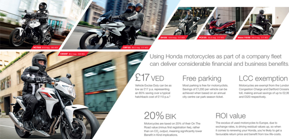 Honda Fleet