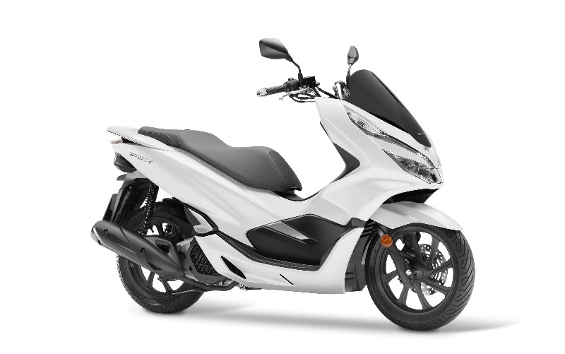 2019 Honda Pcx125 Doble Motorcycles