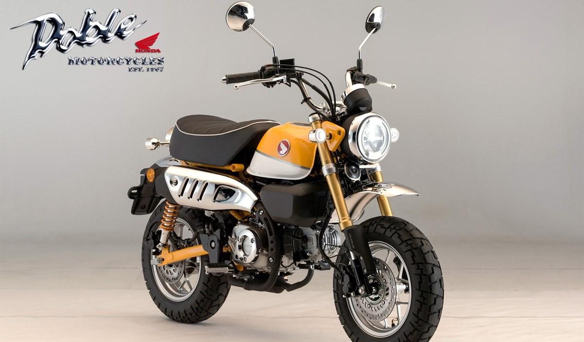 2019 Honda Monkey 125 Doble Motorcycles