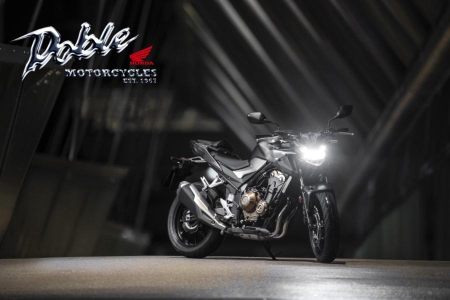 2019 Honda Cb500 Range