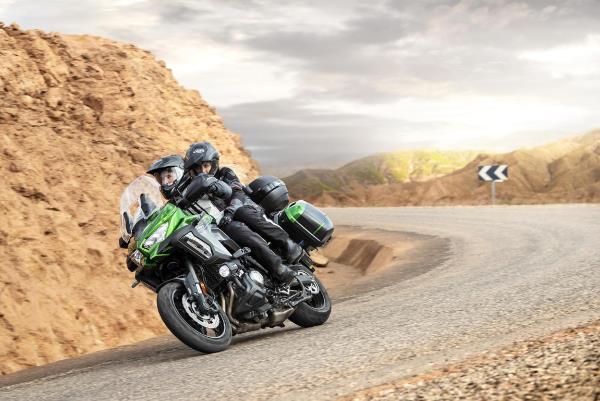 Kawasaki To Showcase Dazzling New 2019 Motorcycle Range At Mcn
