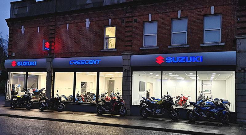 Crescent Suzuki | Suzuki Motorcycle Specialist in Bournemouth