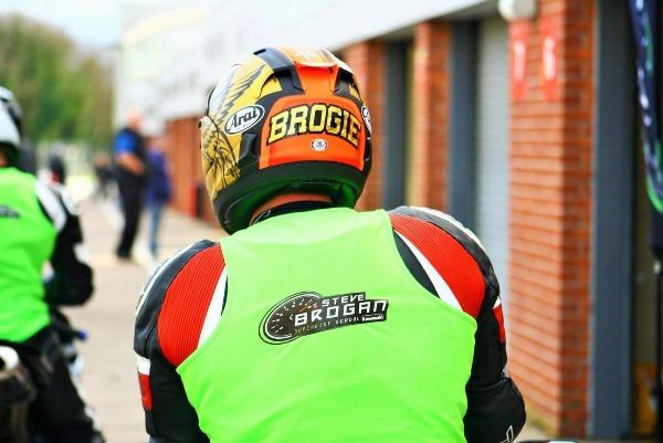Kawasaki Motors UK Partner with Steve Brogan Superbike