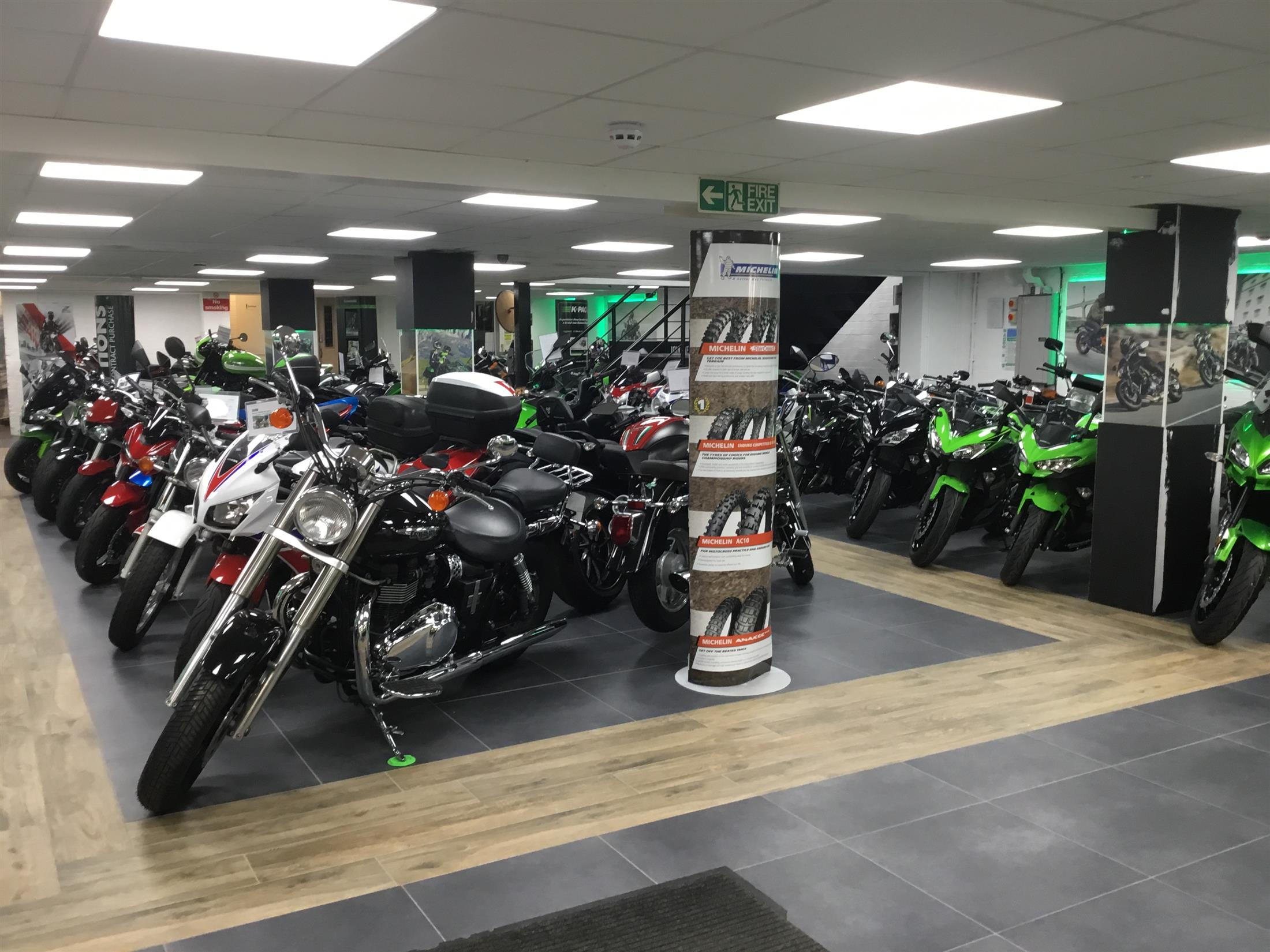 Alf S Motorcycles Kawasaki Dealer In Worthing West Sussex