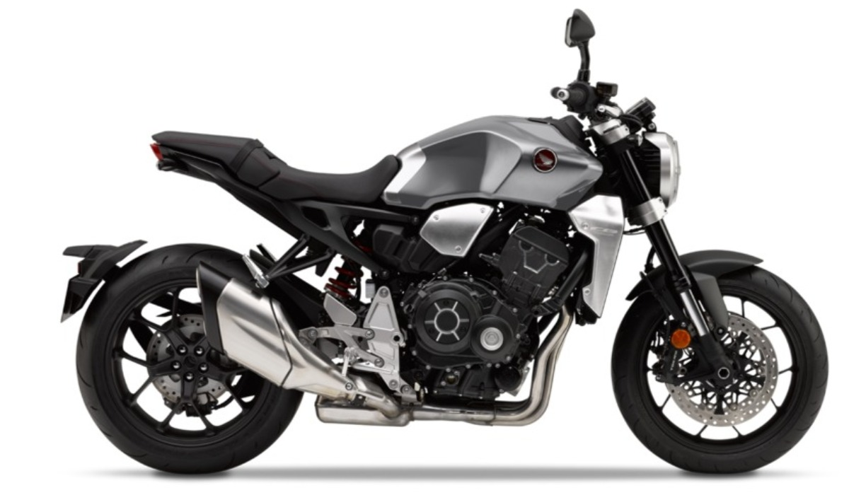 Honda Hire CB1000R Image