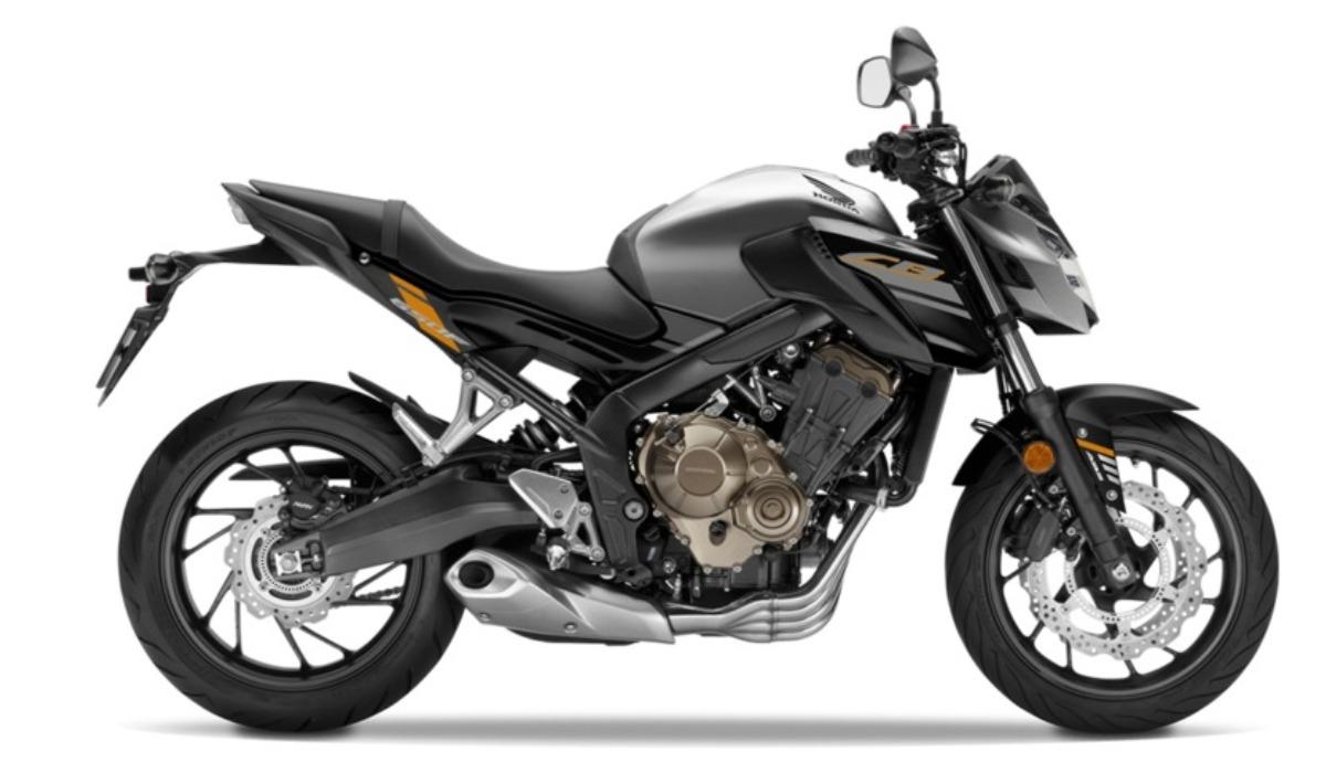 Honda Hire CB650F Image