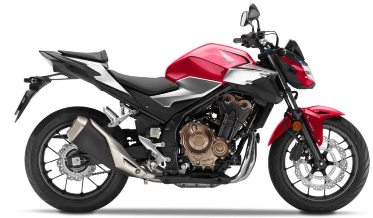 Honda Hire CB500F Image