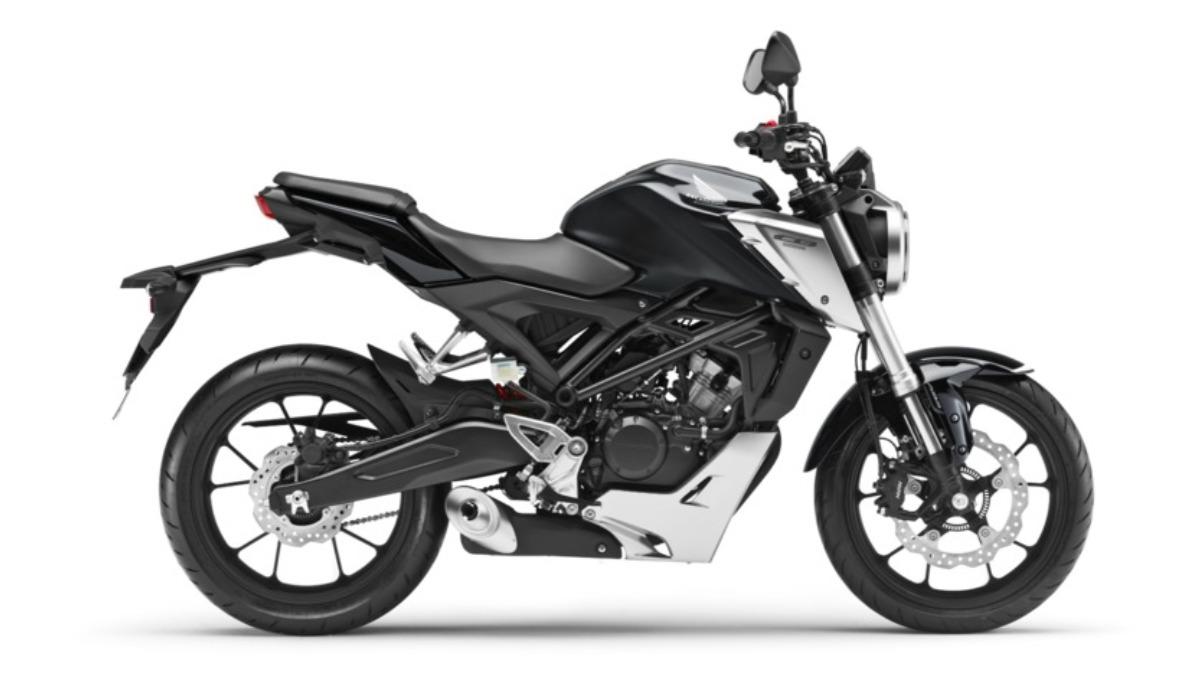Honda Hire CB125R Image