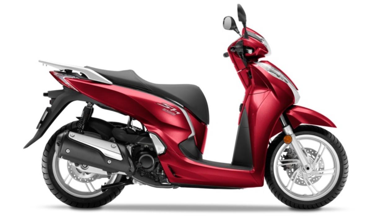 Honda Hire Sh300i Image