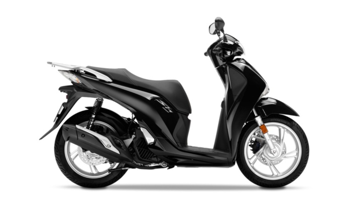 Honda Hire SH125i Image
