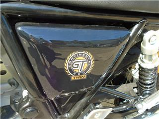 2021 Royal Enfield Continental GT 650 Twin 650 Dual Colour ABS