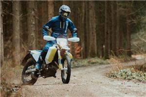 HUSQVARNA MOTORCYCLES' 701 ENDURO LR HITS DEALER FLOORS