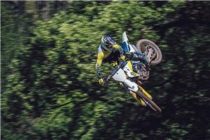 HUSQVARNA MOTORCYCLES PRESENTS 2021 MOTOCROSS RANGE