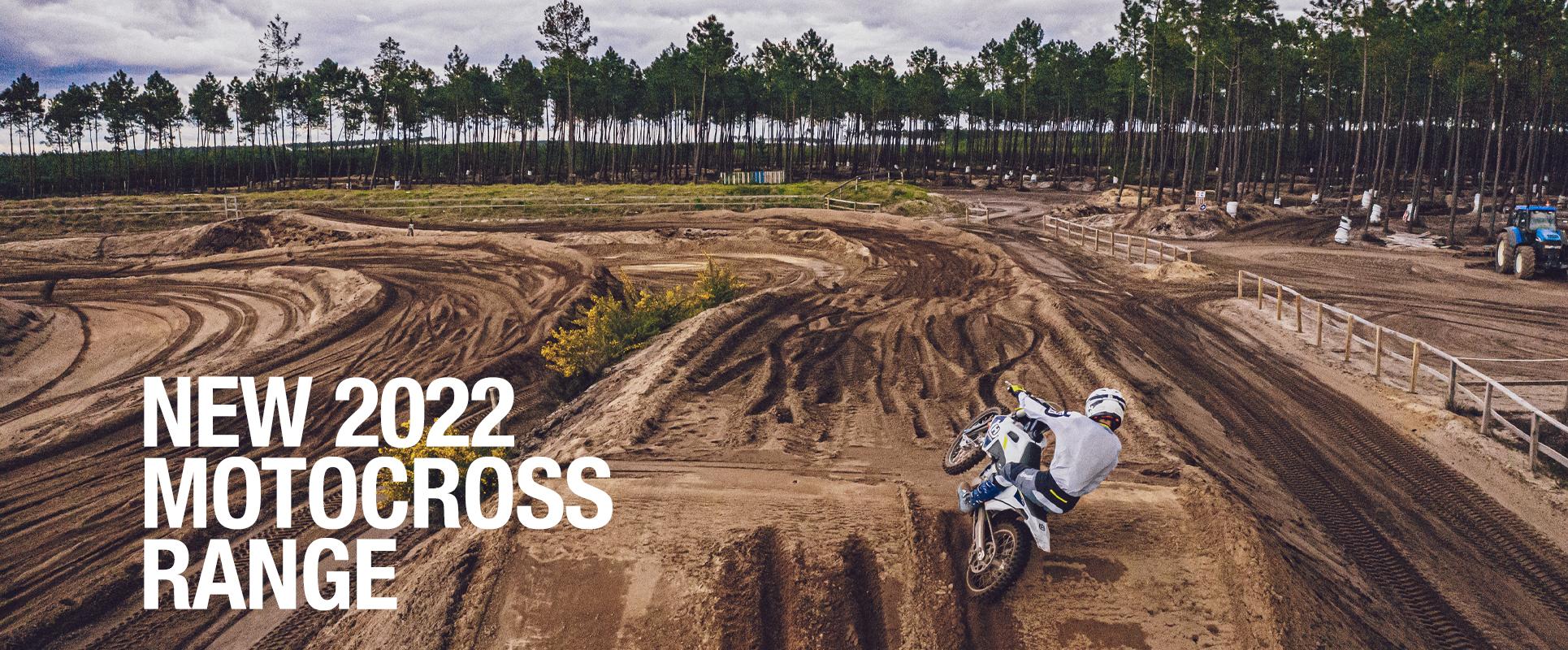 04/05/2021 - Husqvarna Motocross Range 2022