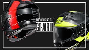 New range of Shoei helmets now in stock