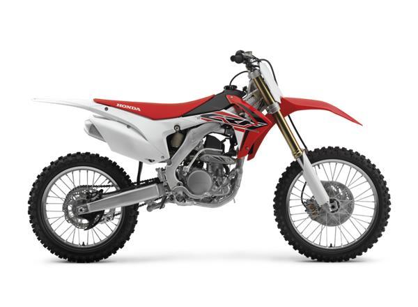 MOTOCROSS CRF250R 2016
