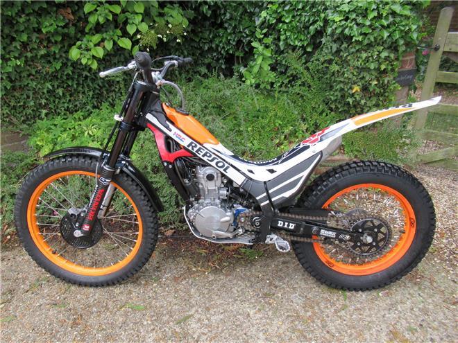 Latest Used Bikes - Husky Sport