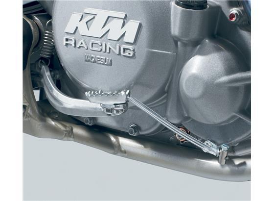 Rear brake safety wire