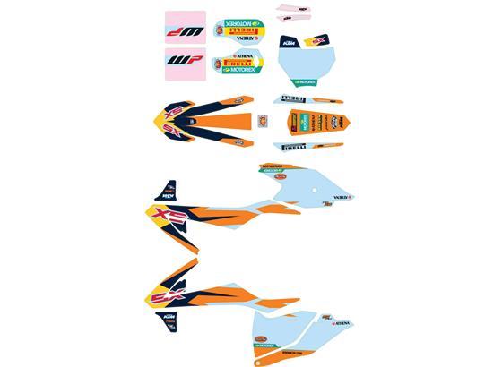 Factory graphics kit