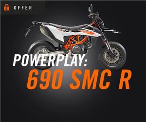 PowerPlay: KTM 690 SMC R