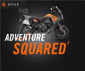 KTM 1290 Super Adventure S: Adventure Squared
