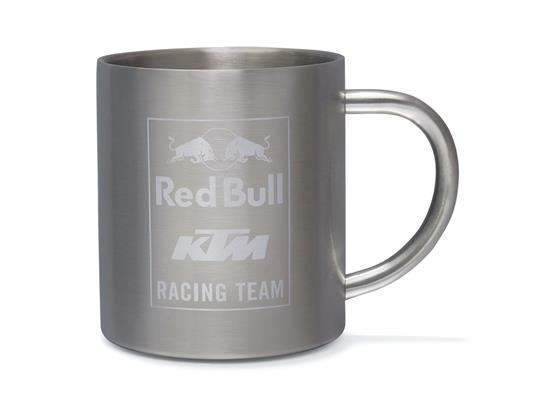 RB KTM RACING TEAM STEEL MUG