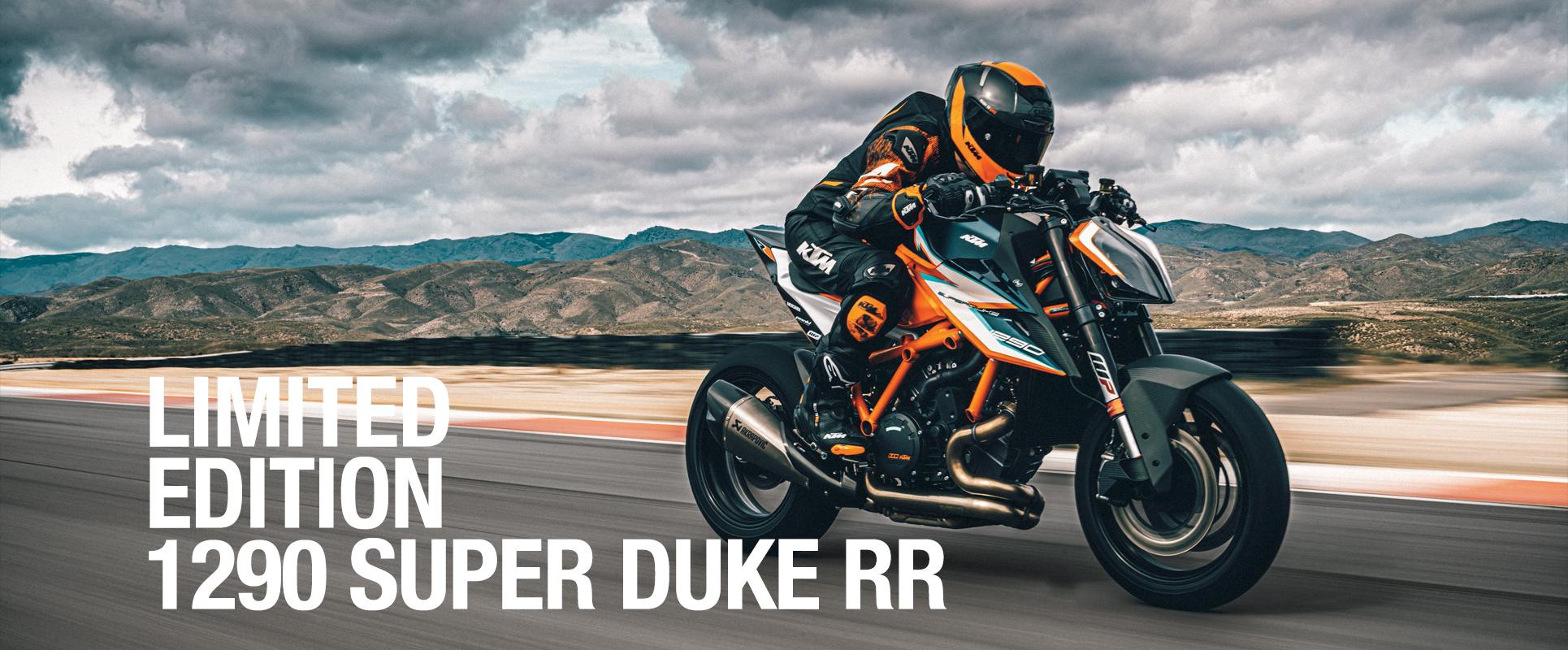 12/05/2021 - 1290 SUPER DUKE RR