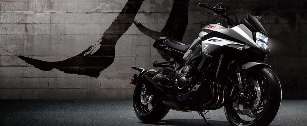 Suzuki Unveils Brand New Katana