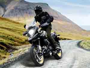Suzuki set for inaugural adventure bike rider festival
