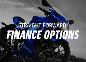 Straight Forward Finance Options