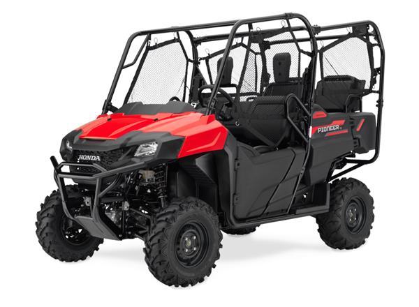 SXS 700 M4