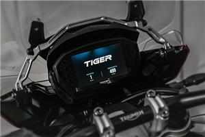 Tiger 1200 Technology